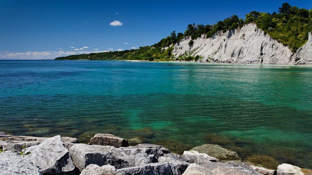 É possível saberes a qualidade da água das praias de Toronto - Camões Rádio - Toronto