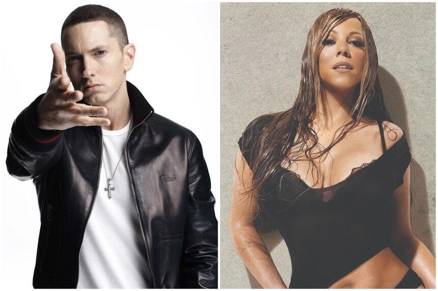 Eminem & Mariah Carey - Camões Rádio - EUA
