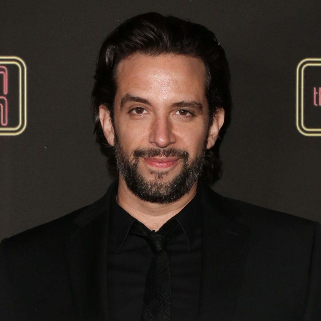 Morreu o ator Nick Cordero - Camões Rádio - Toronto