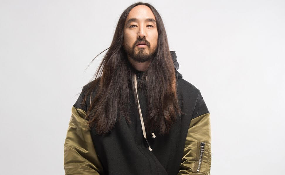 Steve Aoki oferece kit de DJ - Camões Rádio