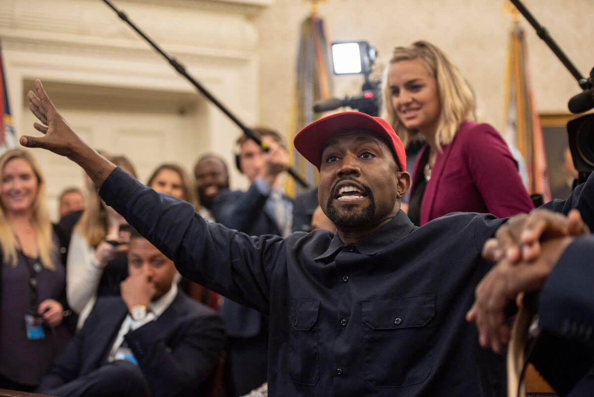 Há um novo candidato inesperado à Presidência dos EUA: Kanye West