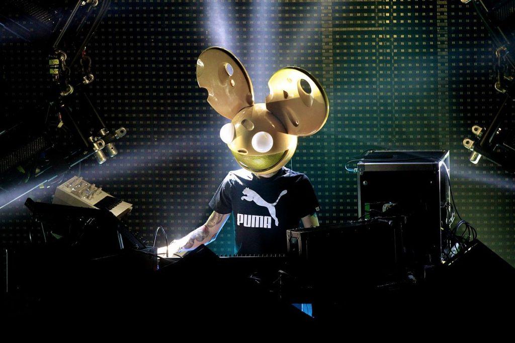 Deadmau5 - Camões Rádio - Toronto