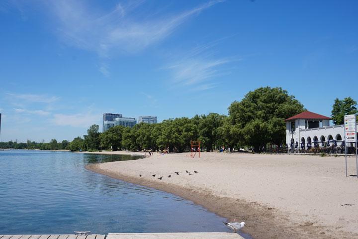Sunnyside Beach - Camõs Rádio - Toronto
