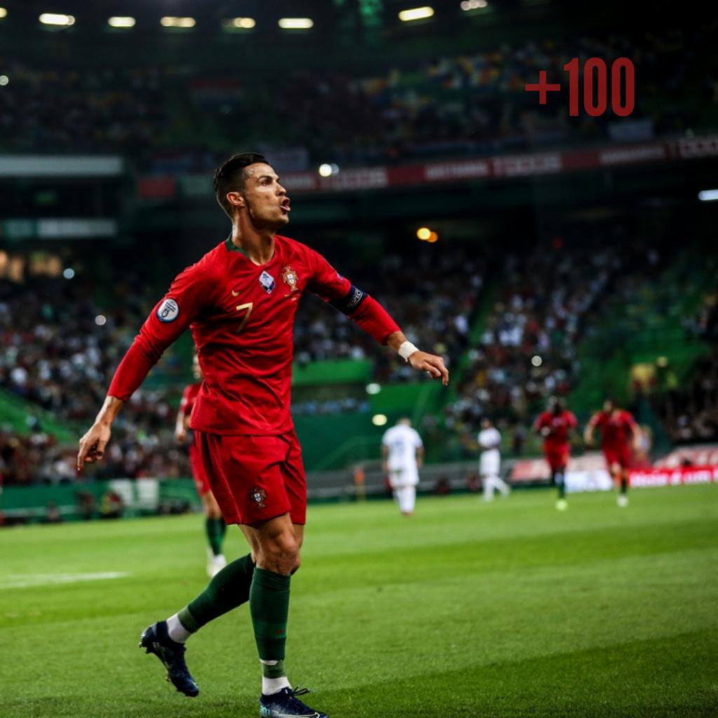 Cristiano Ronaldo - Camões Rádio - Portugal