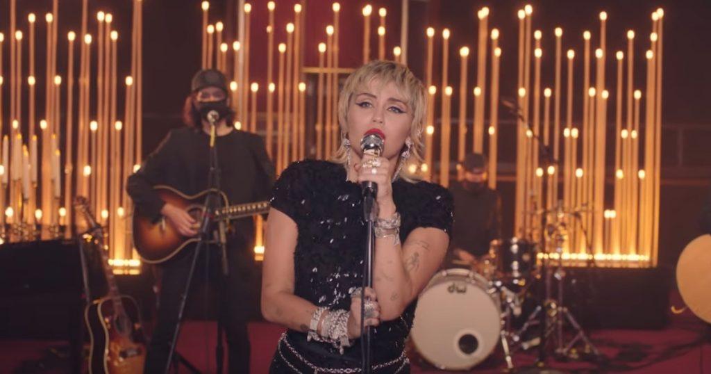 Miley Cyrus faz cover de Billie Eilish - Camões Rádio - EUA