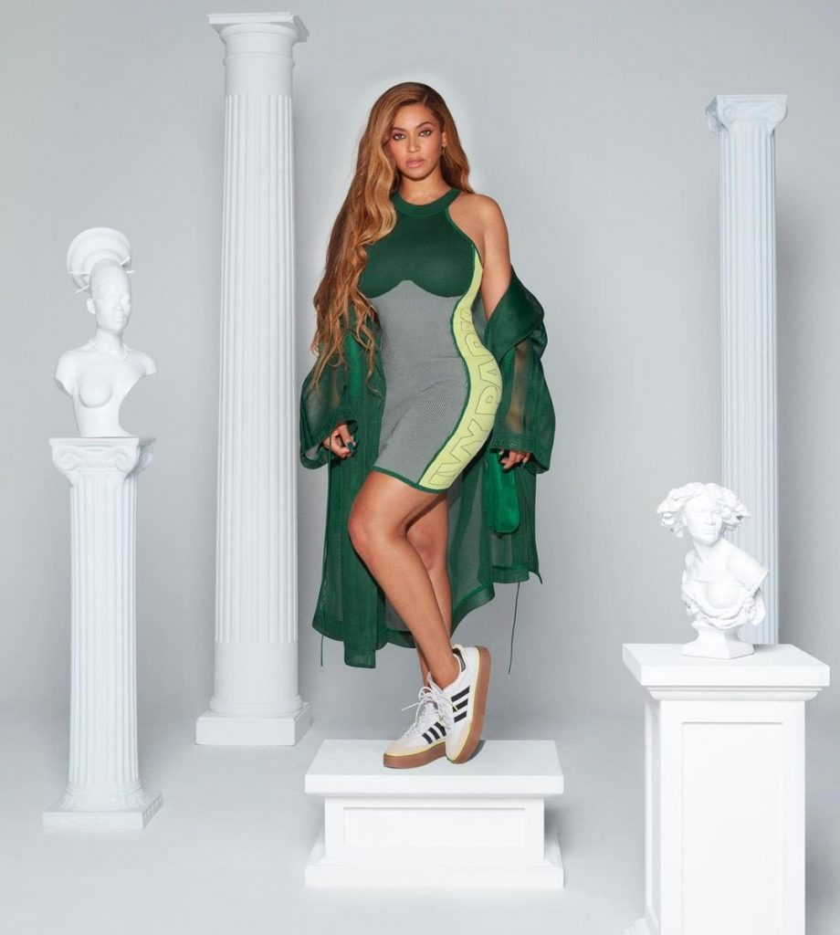 Beyonce Beyonce - Adidas x IVYPARK 2 - Camões Rádio - Mundo