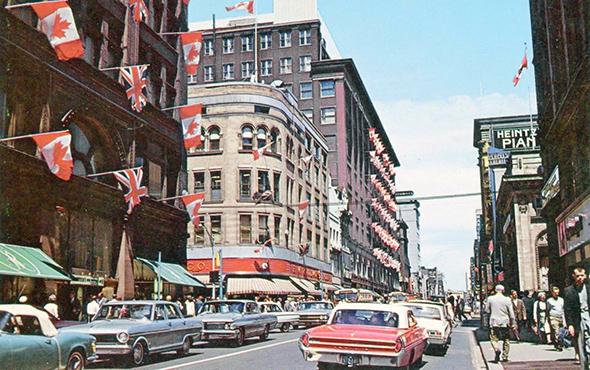 ruas de toronto - camões Rádio - Toronto