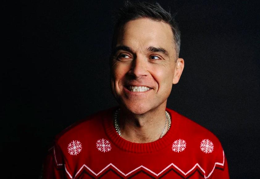 Robbie Williams - Camões Rádio - Mundo