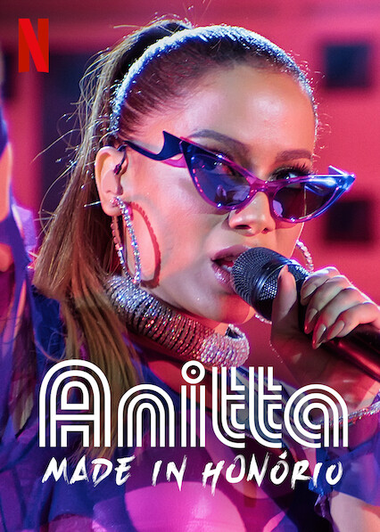 Anitta Made In Honorio Netflix - Camões Rádio - Brasil