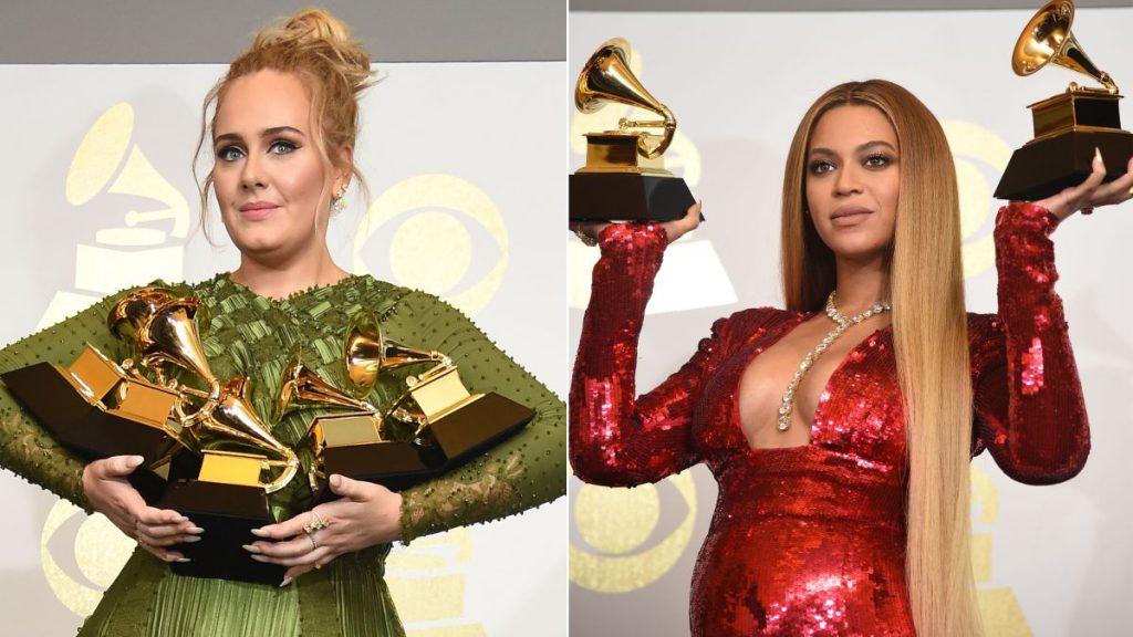 Beyonce e Adele _ Camões Rádio - Mundo