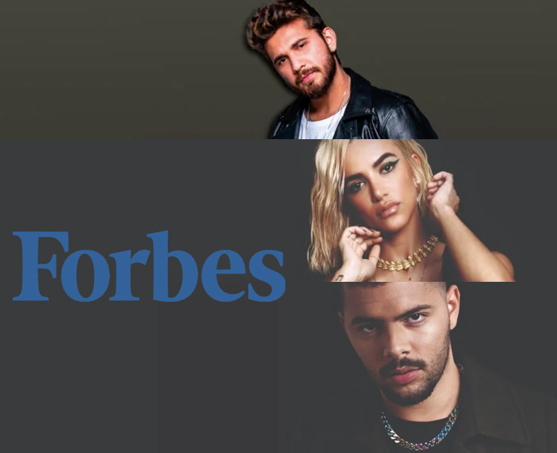 Forbes 30 Under - Camões Rádio - Brasil