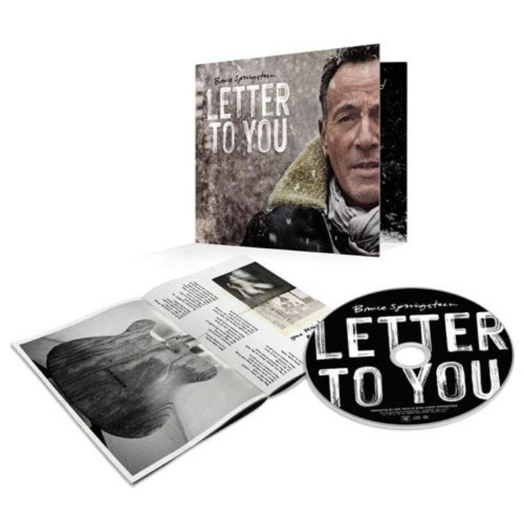 """Letter To You"", Bruce Springsteen - Camões Rádio - Mundo"