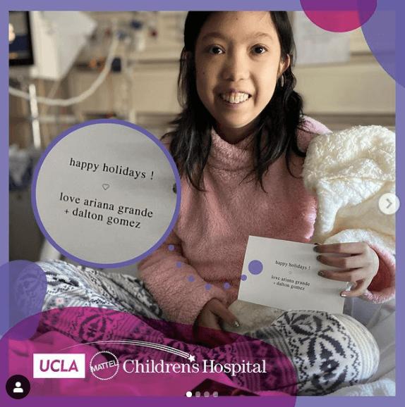 Hospital Infantil UCLA - Camões rádio - EUA