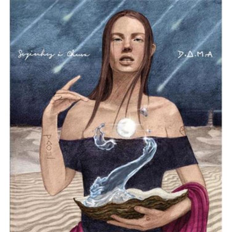 """""""Sozinhos à Chuva"""", D.A.M.A. - Camões Rádio - POrtugal"""