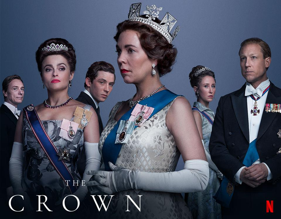 the crown serie - Camões Rádio - Mundo