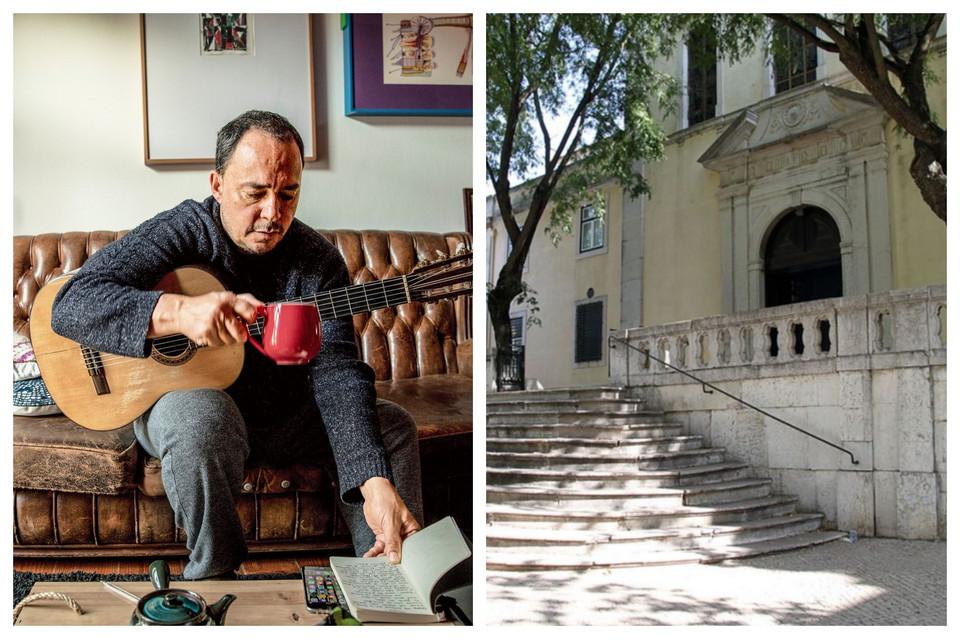 Pierre Aderne - Camões Rádio - Portugal