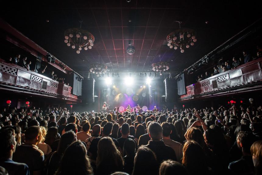 Primavera Sound testou concerto sem distanciamento social - Camões Rádio - Espanha