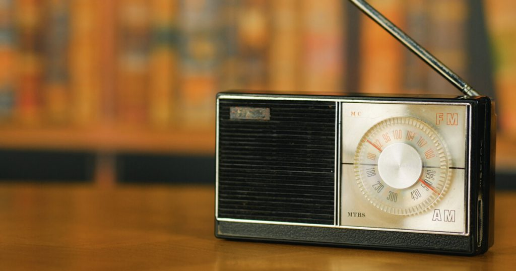 Rádio - Camões Rádio - Portugal