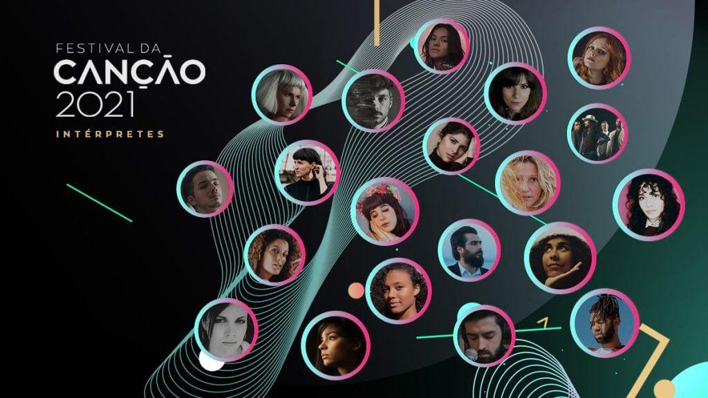 Festival da Canção 2021 - camões rádio - portugal