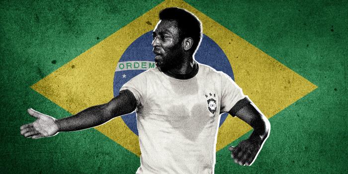 Pelé documentário Netflix - camões rádio - brasil
