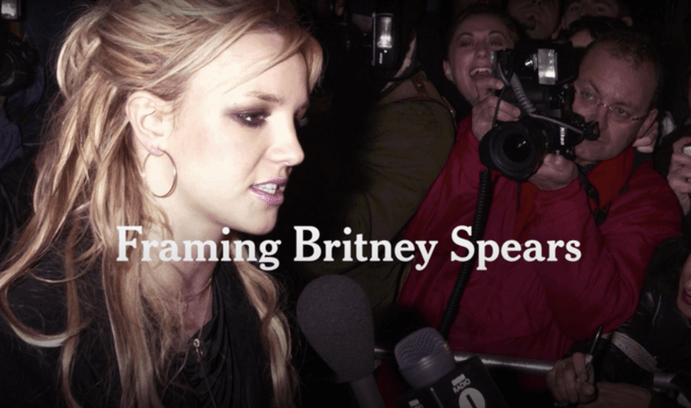 Framing Britney Spears Documentário - camões rádio - mundo