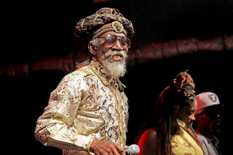 Bunny Wailer Reggae - camões rádio - Jamaica