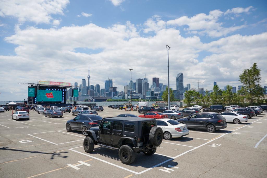 CityView Drive-In - camões rádio - toronto