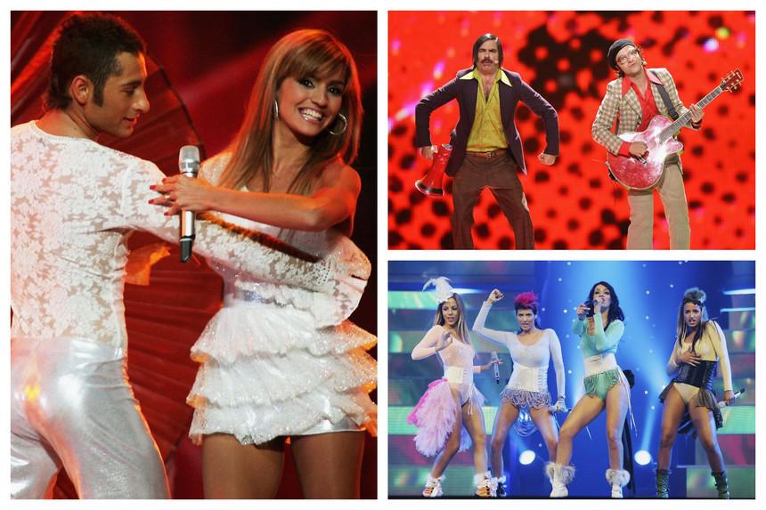 festival da Eurovisão piores canções - camões rádio - Portugal