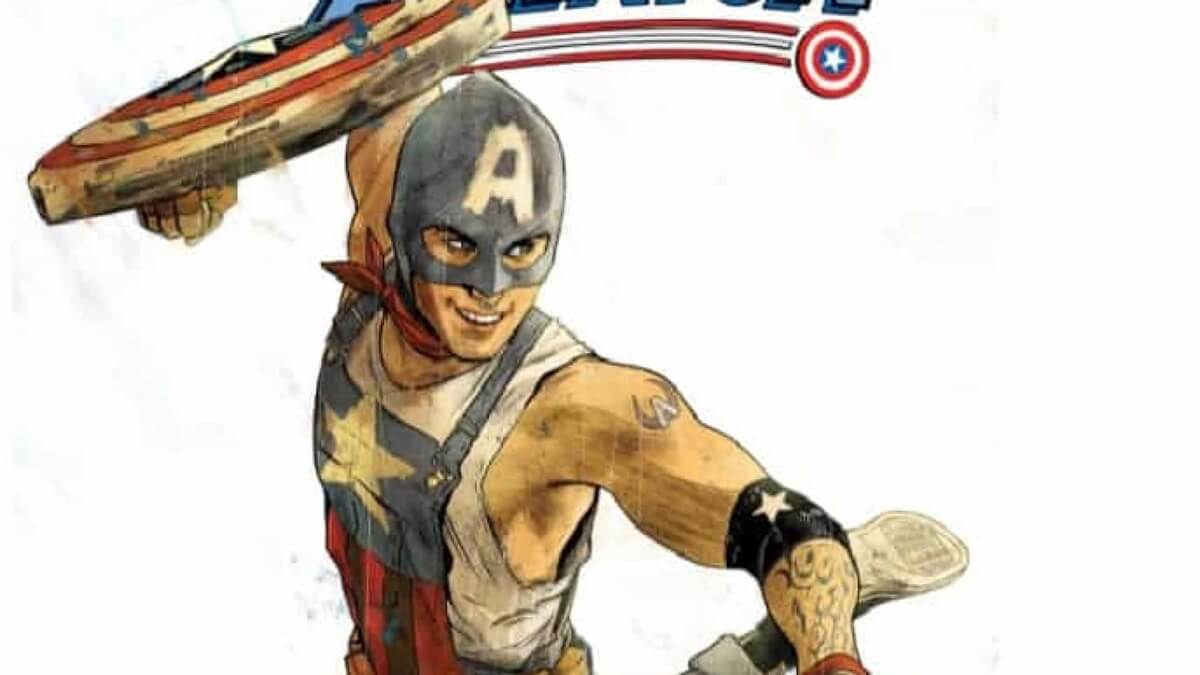 Marvel Capitão América - camões rádio - mundo