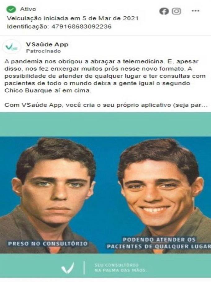 Chico Buarque meme - camões rádio - brasil