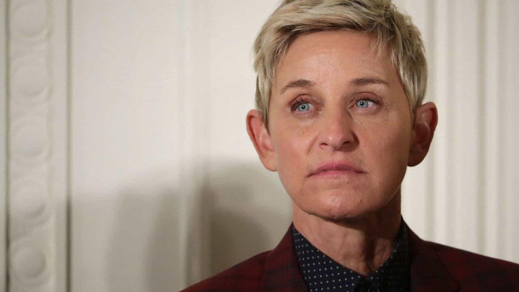 Ellen DeGeneres - camões rádio - televisão
