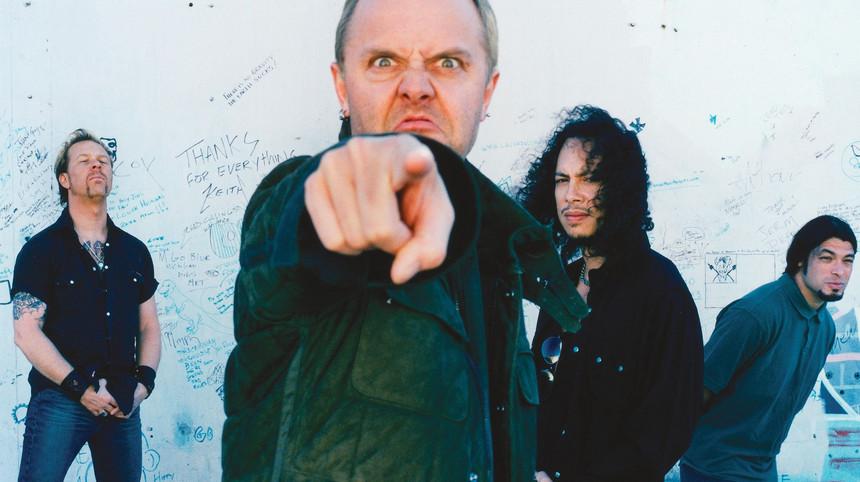 Metallica em quarentena - camões rádio - Música