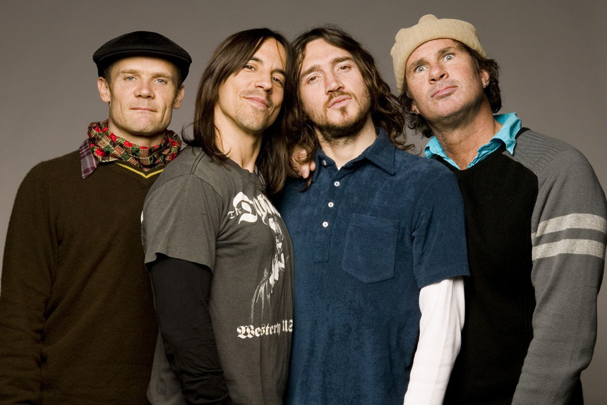 Red Hot chilli Peppers - Camões Rádio - Mundo