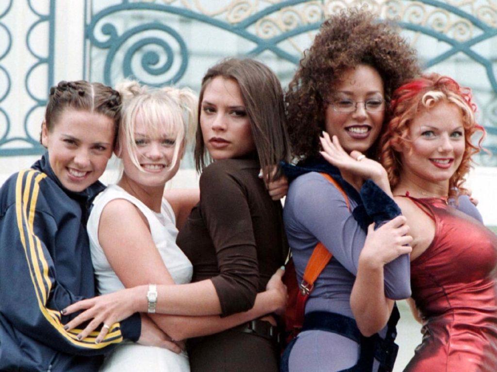Spice Girls - Camões Rádio - Mundo