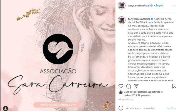 Tony-Carreira Instagram - camões rádio - Portugal