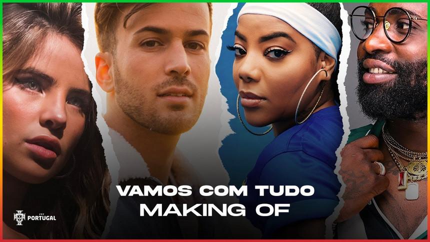 Canção oficial Euro 2020 - camões rádio - Portugal