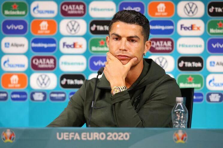 Cristiano Ronaldo Euro 2020 - Camões Rádio - Desporto