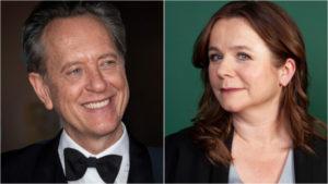 Emily Watson e Richard E. Grant em _Fado!_ - Camões Rádio - Filmes