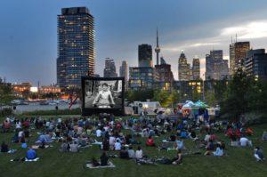 TOPS & Friends do Toronto Outdoor Picture Show - Camões Rádio - Cinema