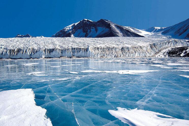 Antártida - Camões Rádio - Caso Insólito