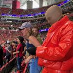 Kanye West no estádio Mercedes-Benz - Camões Rádio - Música