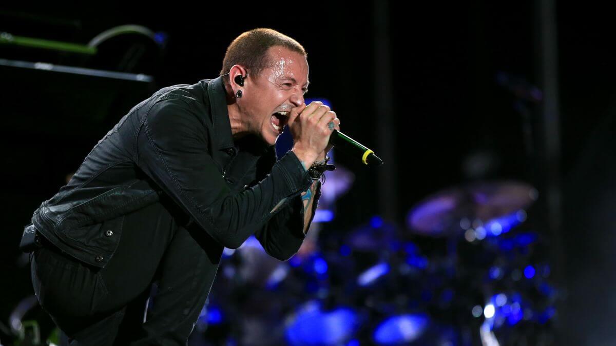 Linkin Park, Chester Bennington - camões rádio - música