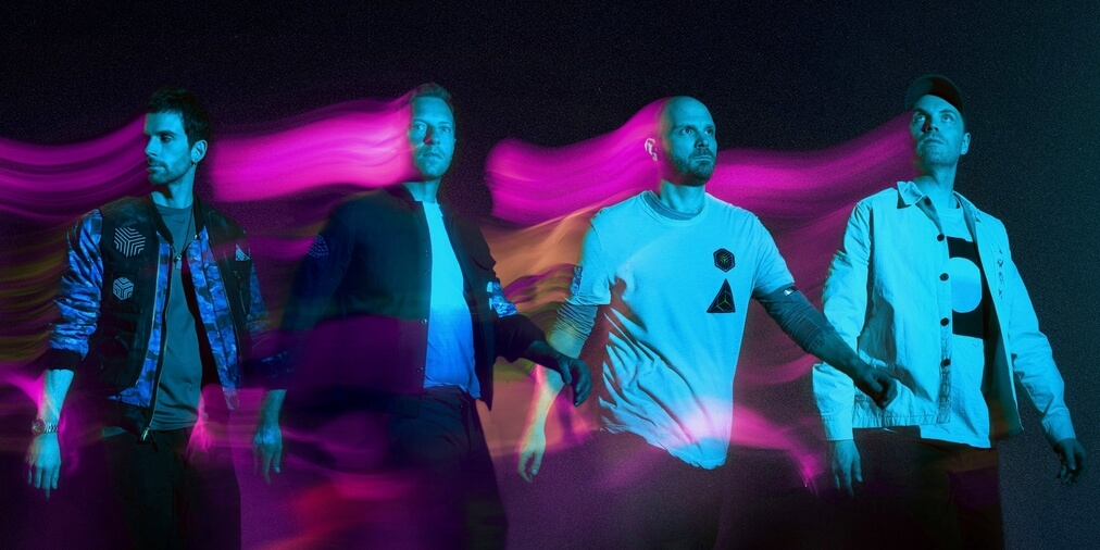 Coldplay Novo álbum - Camões Rádio - Música