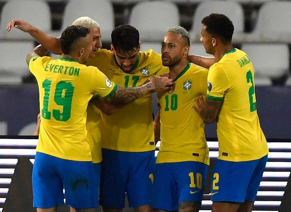 Brasil na final da Copa América - Camões Rádio - Desporto