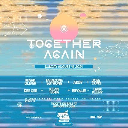 together again festival - Camões Rádio - Toronto