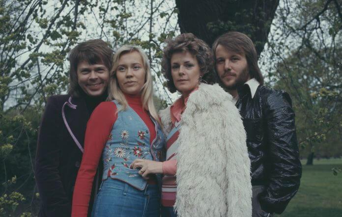 ABBA nova música e digressão - Camões Rádio - Música