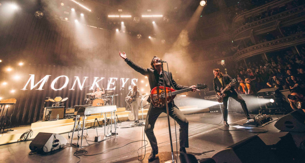 Arctic Monkeys novo álbum - Camões Rádio - Música