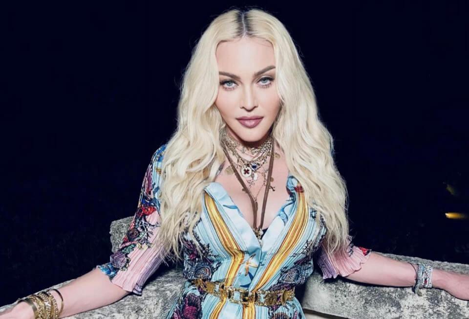 Madonna faz 63 anos - Camões Rádio - Noticias
