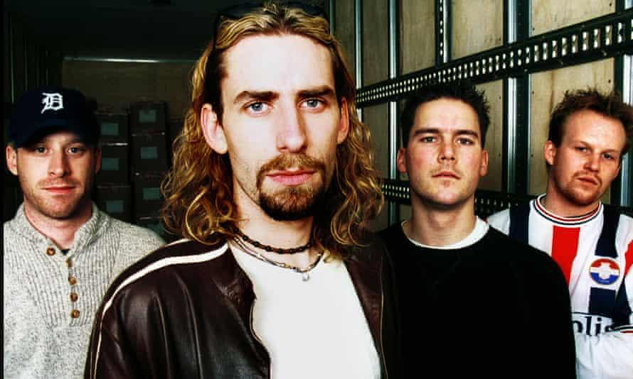 Nickelback acusados de plágio - Camões Rádio - Música