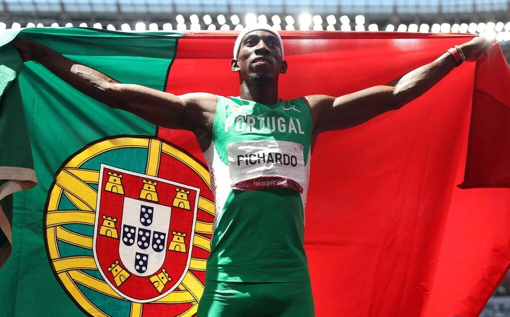 Pedro Pichardo nos Jogos Olímpicos de Tóquio - Camões Rádio - Portugal
